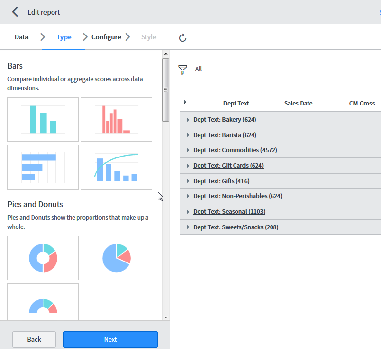 How to report on external data in ServiceNow platform