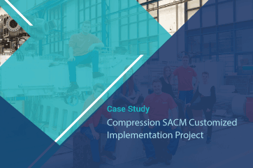 SACM Customized Implementation Project at a world leader in compressor technology and systems
