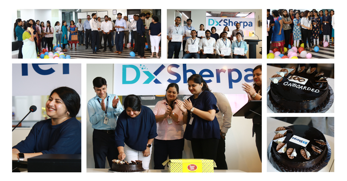 DxSherpa makes a shift to a new state-of-the-art facility at Pune