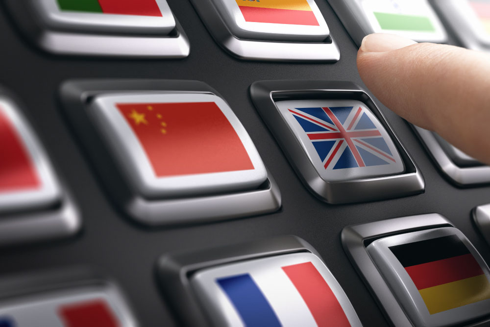 Internationalization Support for Additional Languages